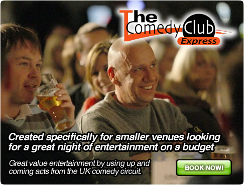 the comedy club express